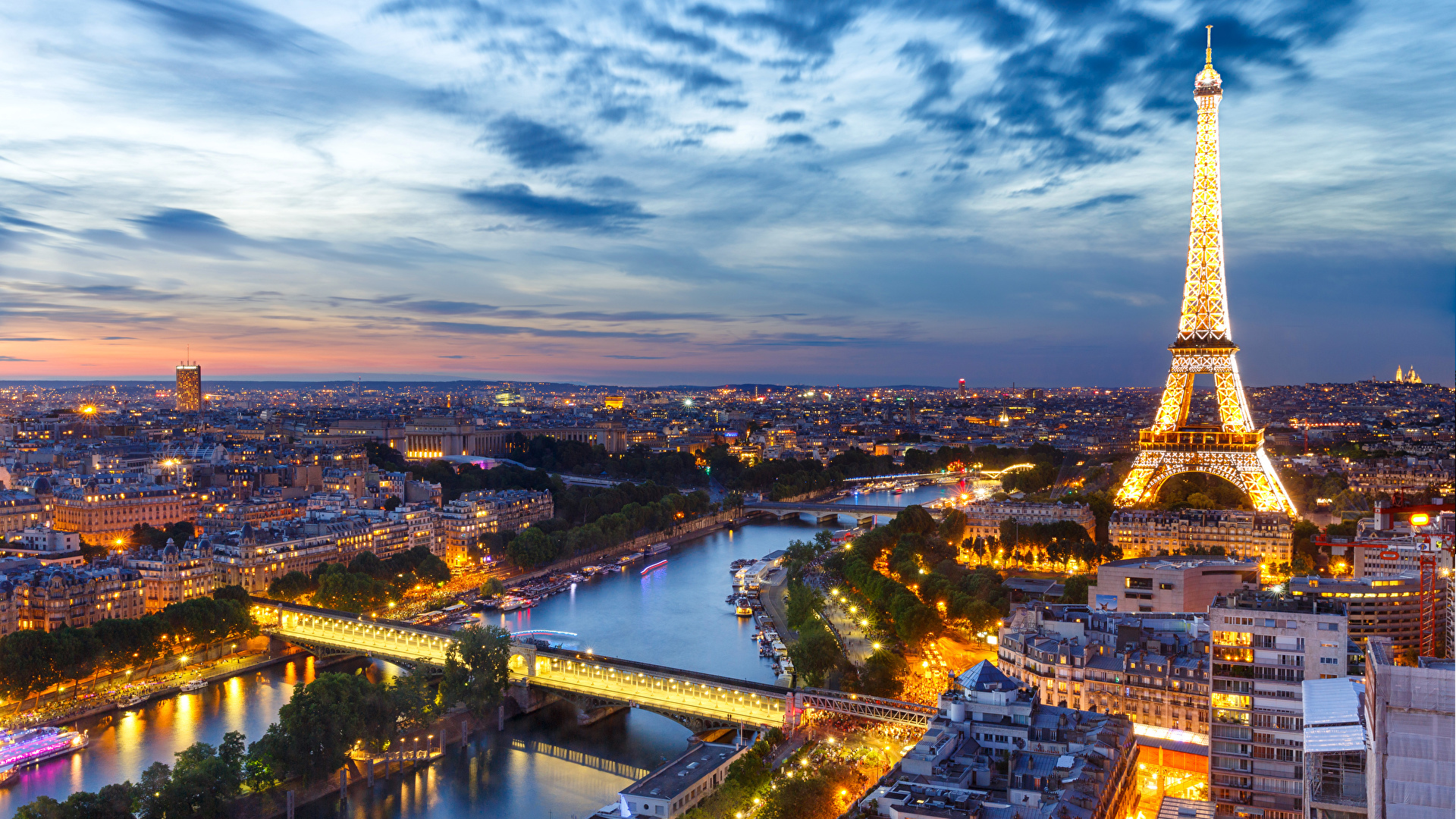 Apartments in Paris worth up to 1 million euros
